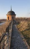 Dubno Castle tower, Ukraine — Stock Photo