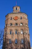 Water tower in Vinnitsa, Ukraine — ストック写真