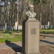 Постер, плакат: Monument to the famous surgeon N Pirogov