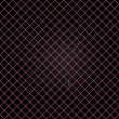 Seamless Grunge Diamond Background - Stock Vector