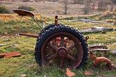 Old mower — Stock Photo