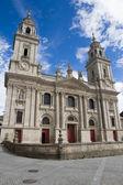 Lugo Cathedral — Stock Photo