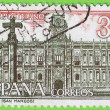 Stamp spain - Stock Photo