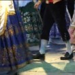 Folklore of Murcia. Spain — Stock Video