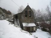 Pobladura Kościoła — Zdjęcie stockowe