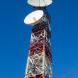 Telecommunications tower — Stock Photo #25597599