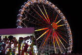 Fair Ferris Wheel Noria — Stock Photo