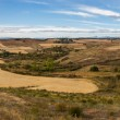 Upland Landscape Panorama — Stock Photo