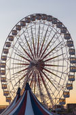 Fair Ferris Wheel — Foto Stock
