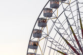 Fair Ferris Wheel — Stock Photo