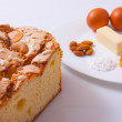 Colomba pasquale — Stock Photo