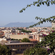 View of Terracina in Italy — Stock Photo
