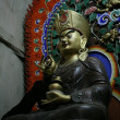 Buddhist statue — Stock Photo