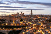 Toledo view — Stock Photo