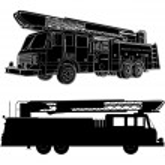 Fire Engine Vector 01 — Stock Vector #24416055