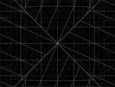 Vector de rejilla alambre estructura neta — Vector de stock