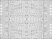 Abstract Constructions Vector — Stock Vector