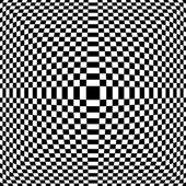 Black And White Pattern Vector — Wektor stockowy