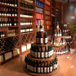 Chinese wine cellar, wine, wine, — Stock Photo