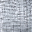 Steel net, tied Re-bar Reinforcing Steel Panels — Stock Photo