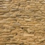 Old brick wall: Texture of vintage brickwork - stone brick — Stock Photo #48481793