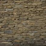 Old brick wall: Texture of vintage brickwork - stone brick — Stock Photo #49603027