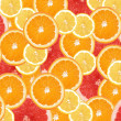 Fruit background. - Foto de Stock