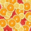 Fruit background. - Foto Stock