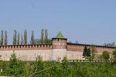 Nizhny Novgorod Kremlin — Stock Photo