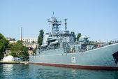 Válečných lodí — Stock fotografie