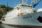 Örlogsfartyg — Stockfoto