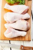Tavuk ızgara — Stok fotoğraf