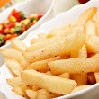 Foto Stock: French fries