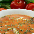 tomato soup&quot — Stock Photo #26472211