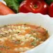 tomato soup&quot — Stock Photo #26474725
