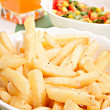 Foto de Stock  : French fries