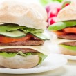 Sandwiches — Stock Photo #27712097