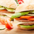 Sandwiches — Stock Photo #27712105