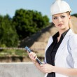Female engineer — Stock Photo #29788157
