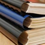 Pile of documents — Stock Photo #30823689