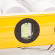 Spirit level — Stock Photo