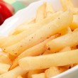 Stock Photo: French fries