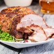 Roasted shoulder — Stock Photo #36494511