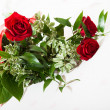 bouquet di rose rosse — Foto Stock #38281777