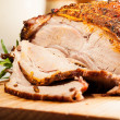 Roasted shoulder — Stockfoto #41293215