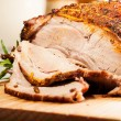 Roasted shoulder — Stock Photo #41293215