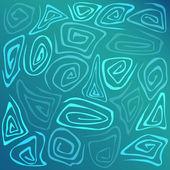 Vector blue background. — Stock Vector