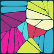 Vector colorful background. — 图库矢量图片