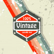Vector vintage background. — Stock Vector #18513093