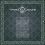 Vector vintage background. — Stock Vector #19072181